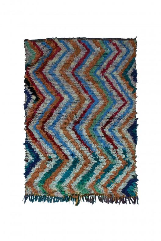 Tappeto Berbero Boucherouite - 180x123  cm - 70.9X48.4 in