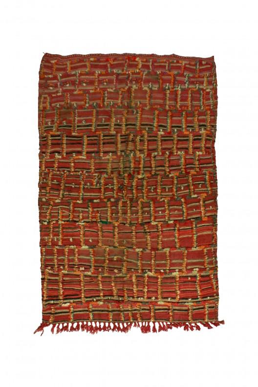 Tappeto Berbero Zemmor - 220x150 cm - 86.6X59.1 in