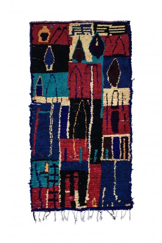 Tappeto Berbero Azilal - 260 X 150 - 102.362 X 59.06 in