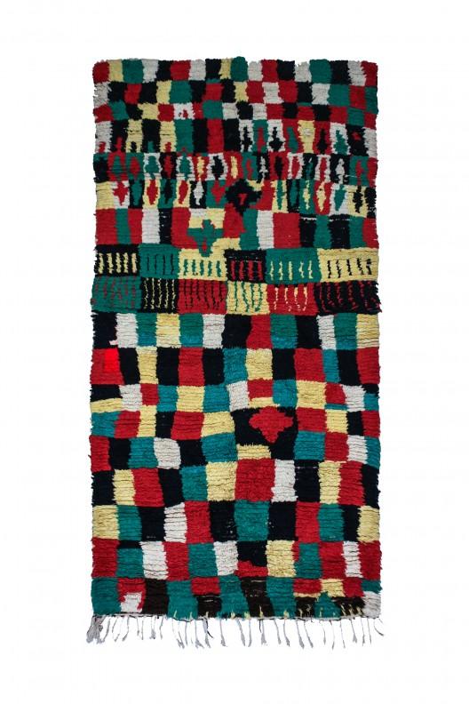 Tappeto Berbero Azilal - 300X150 cm - 118.1X59.1 in