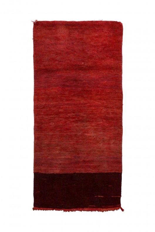 Tappeto Berbero Chichaoua - 240X110 cm - 94.5X43.3 in