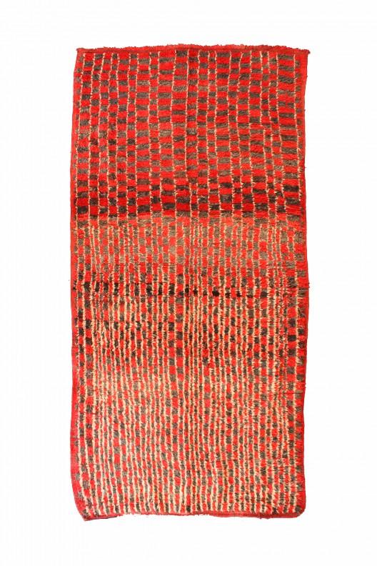 Tappeto Berber Talsent - 410X193 cm  - 161.4X76 in