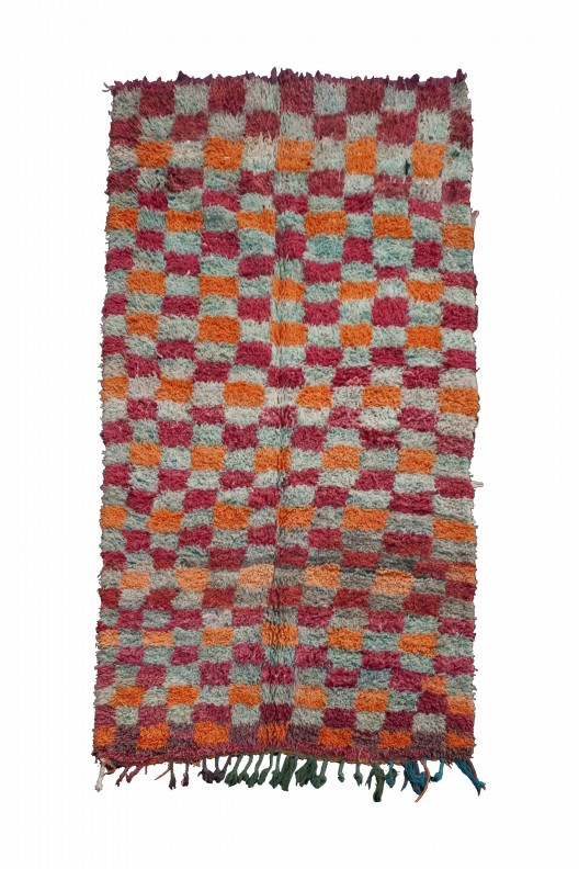 Tappeto Berbero Boujad - 230X140 cm - 90.6X55.1 in
