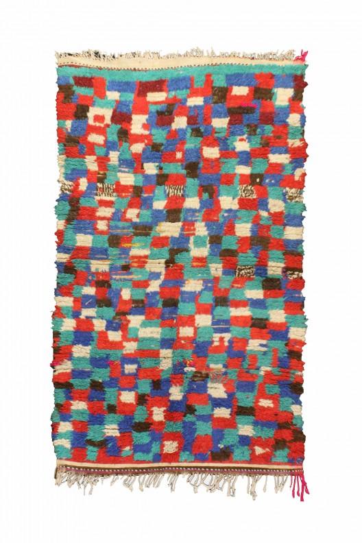 Tappeto Berbero Azilal - 200X117 cm - 78.7X46.1 in