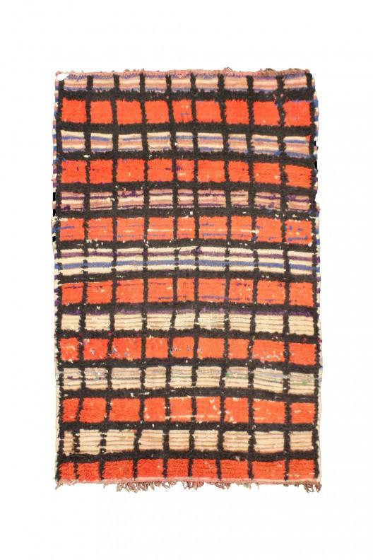 Tappeto Berbero Azilal - 148X115 cm - 58.3X45.3 in