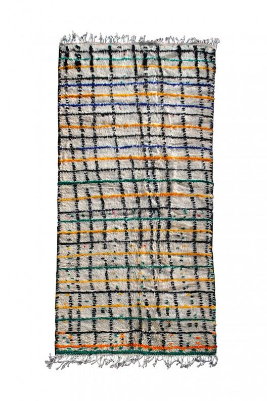 Tappeto Berbero Azilal - 294X146 cm  - 115.7X57.5 in