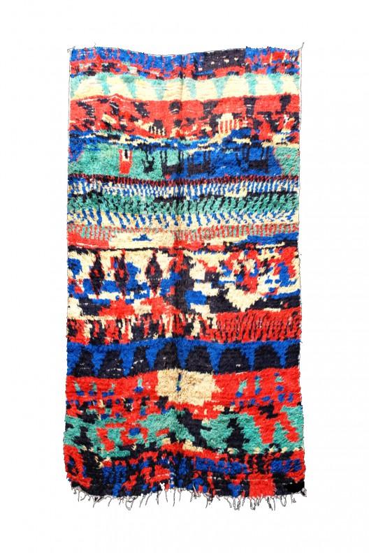 Tappeto Berbero Azilal - 230X160 cm - 90.6X63 in