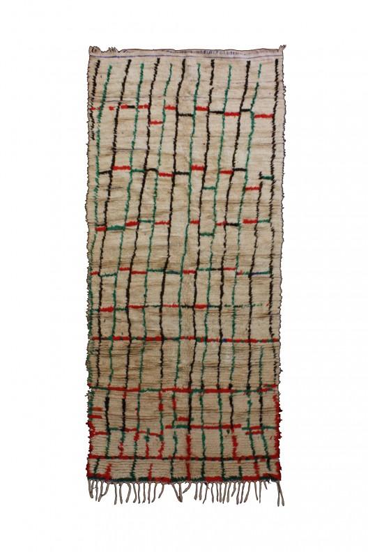 Tappeto Berbero Azilal - 350X145 cm - 137.8X57.1 in