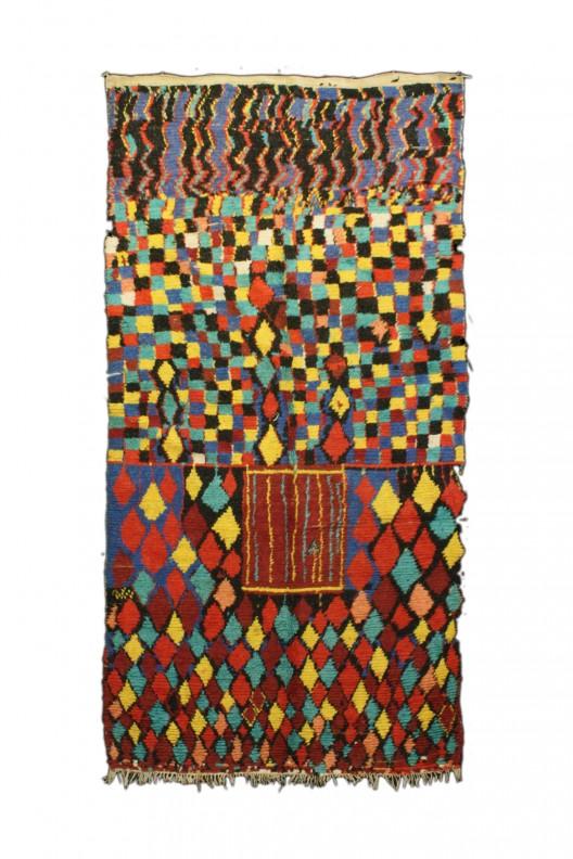 Tappeto Berbero Azilal - 320X150 cm - 126X59.1 in