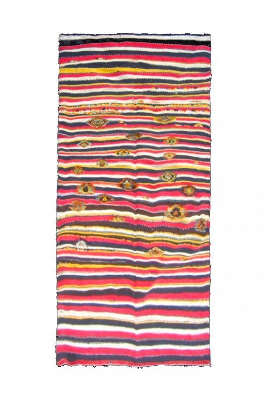 Kilim Berbero Glaoua - 266X133 cm - 104.7X52.4 in