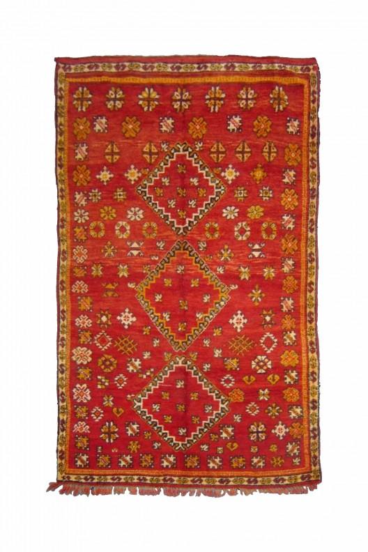 Tappeto Berbero Zemmor - 300X160 cm - 118.1X63 in