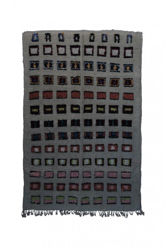 Tappeto Berbero Azilal - 215X160 cm - 84.6X63 in