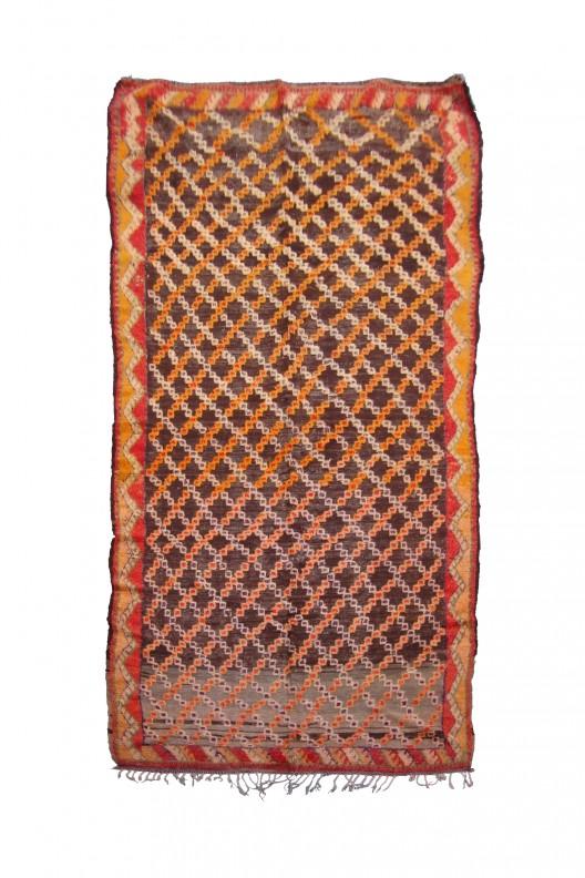 Tappeto Berbero  Tazenacht - 395X153 cm - 155.5X60.2 in