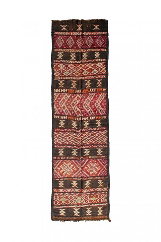 Kilim Berbero Haik - 384X110 cm - 151.2X43.3 in