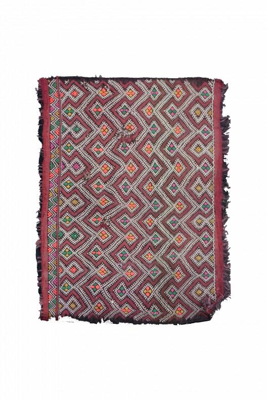 Kilim Berbero Zemmor (cuscino) - 67X52 cm - 26.4X20.5 in