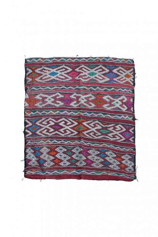 Kilim Berbero Zemmor (cuscino) - 91X80 cm - 35.8X31.5 in