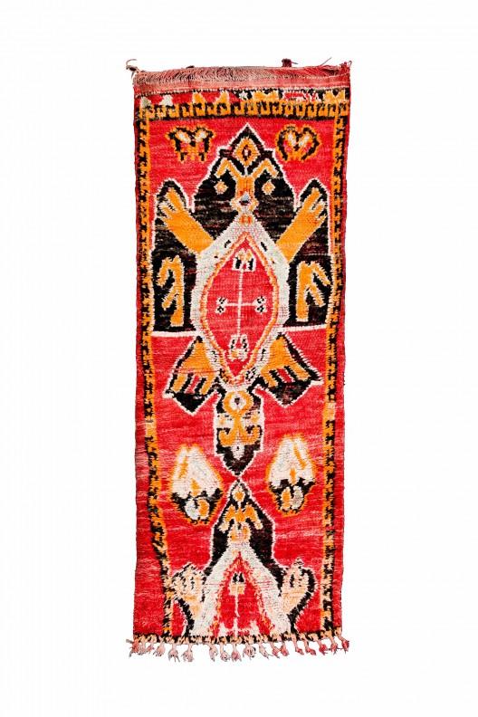 Tappeto Berbero Zemmor - 285X95 cm - 112.2X37.4 in