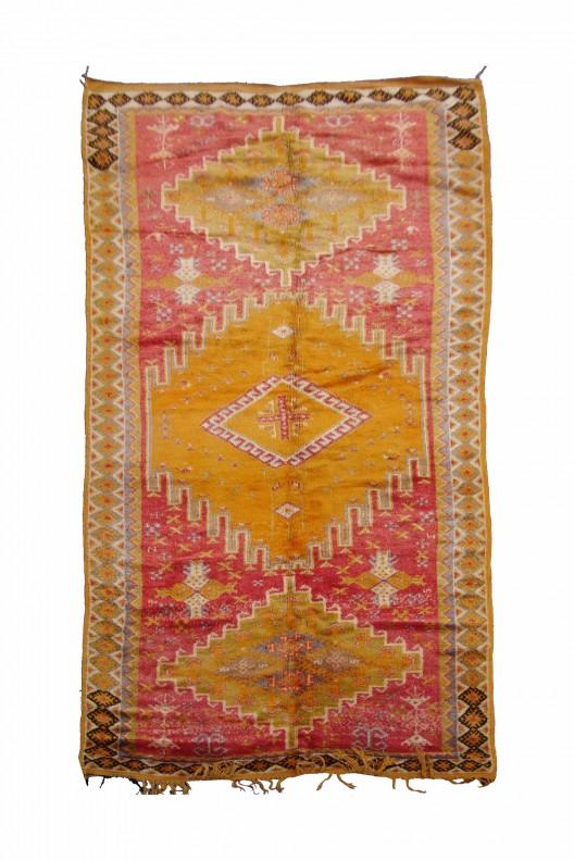 Tappeto Berbero  Tazenacht - 346X142 cm - 136.2X55.9 in