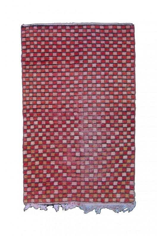 Tappeto Berbero Boujad - 215X125 cm - 84.6X49.2 in