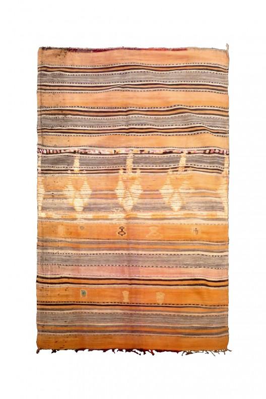 Tappeto Berbero Boujad - 274X134 cm - 107.9X52.8 in
