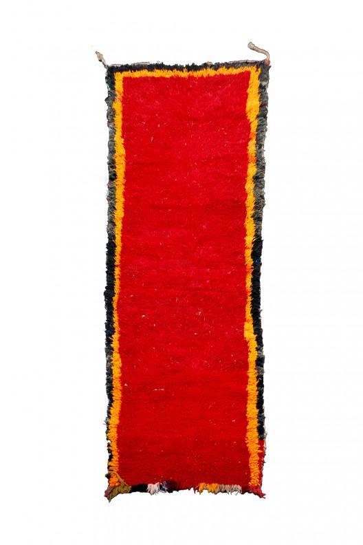 Tappeto Berbero Chichaoua - 253X93 cm - 99.6X36.6 in
