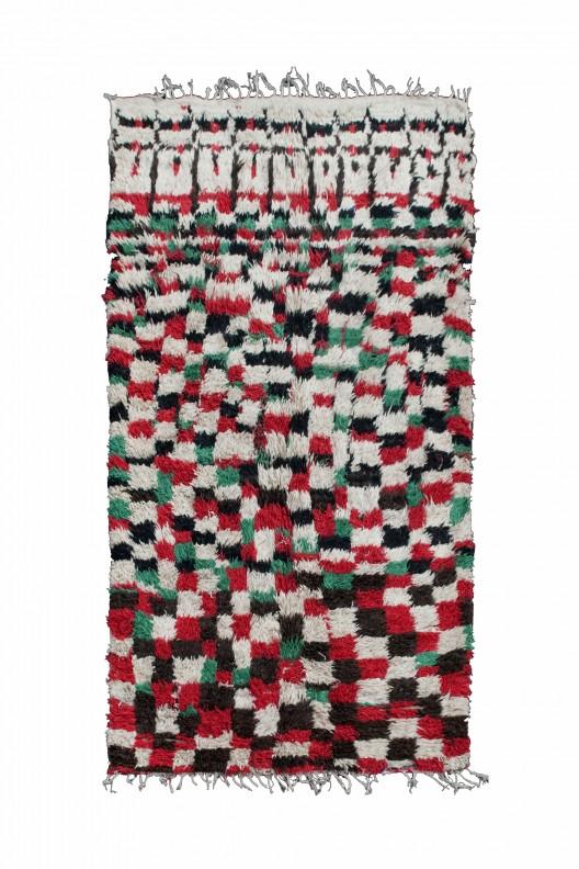 Tappeto Berbero Boujad - 292X154 cm - 115X60.6 in