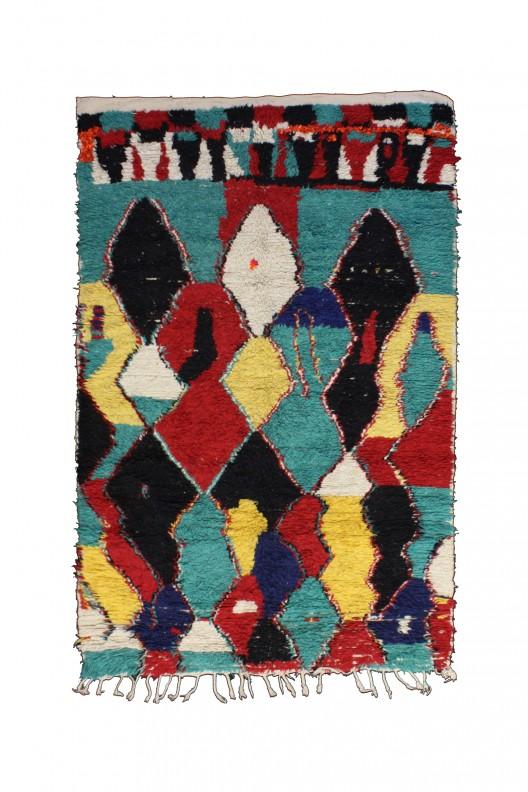 Tappeto Berbero Azilal - 300x160 cm - 118.1X63 in