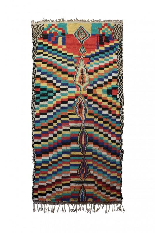 Tappeto Berbero Azilal - 360x150 cm - 141.7X59.1 in