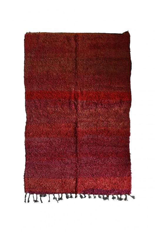 Tappeto Berbero Chichaoua - 260x190 cm - 102.4X74.8 in