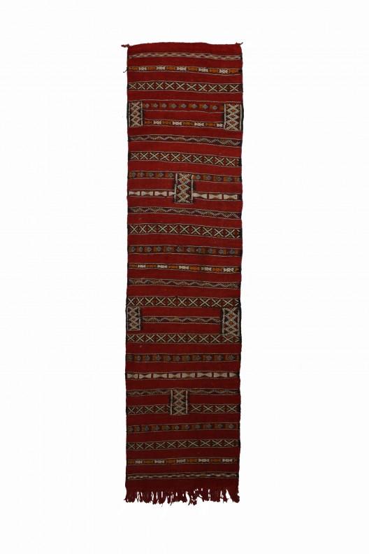 Tappeto Berbero Zemmor - 287X67 cm - 113X26.4 in
