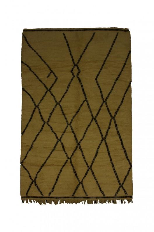Tappeto Berbero Beni Ourain - 360x220 cm  - 141.7X86.6 in
