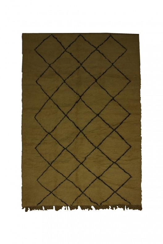 Tappeto Berbero Beni Ourain - 390x260 cm - 153.5X102.4 in