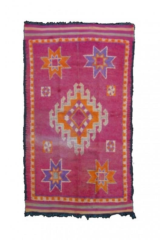 Tappeto Berbero Zemmor - 260X130 cm - 102.4X51.2 in