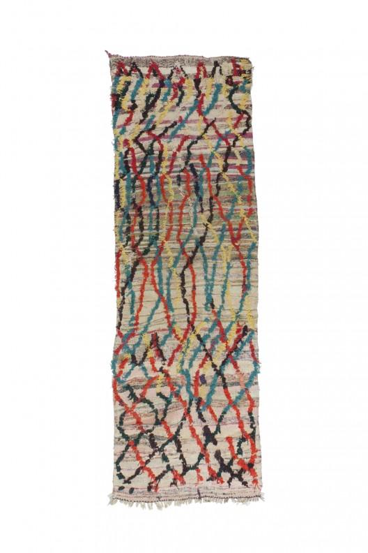 Tappeto Berbero Azilal - 285x120 cm - 112.2X47.2 in