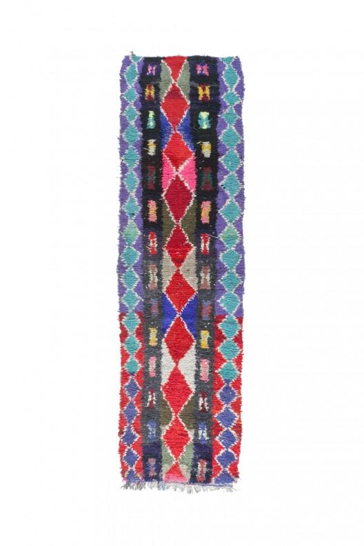 Tappeto Berbero Azilal - 335x90 cm - 131.9X35.4 in