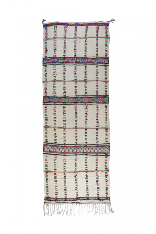 Tappeto Berbero Azilal - 400x155 cm - 157.5X61 in