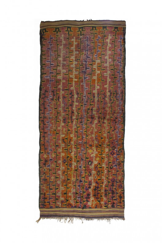 Berber Rug Talsent - 410x180 cm - 161.4X70.9 in
