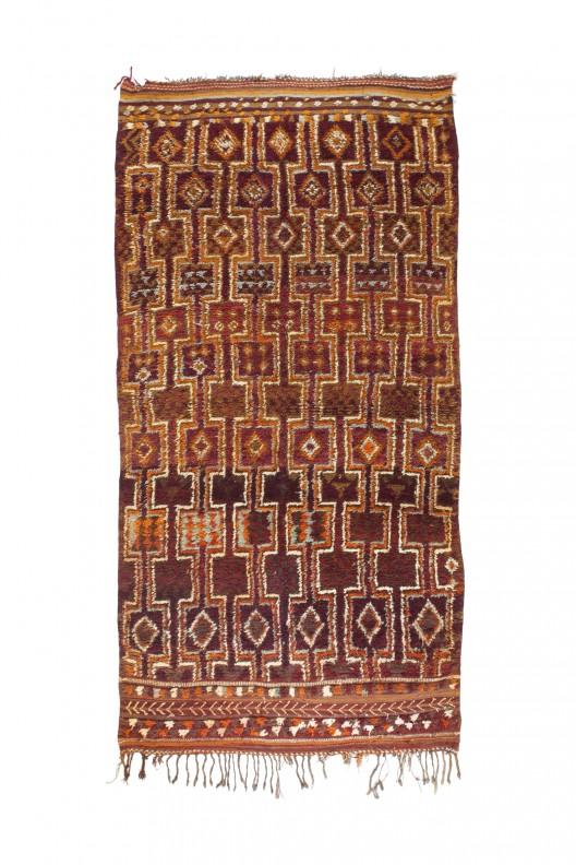 Tappeto Berbero Talsent - 360x185 cm - 141.7X72.8 in