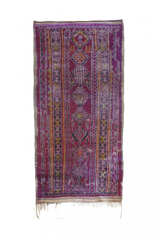 Tappeto Berbero Talsent - 400x205 cm - 157.5X80.7 in