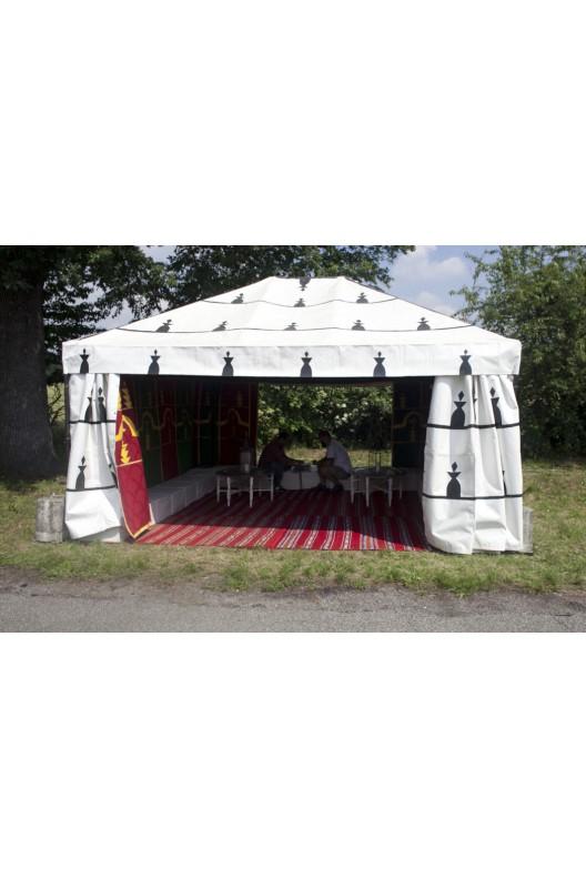 Tenda Berbera da Noleggio: un elemento di design affascinante