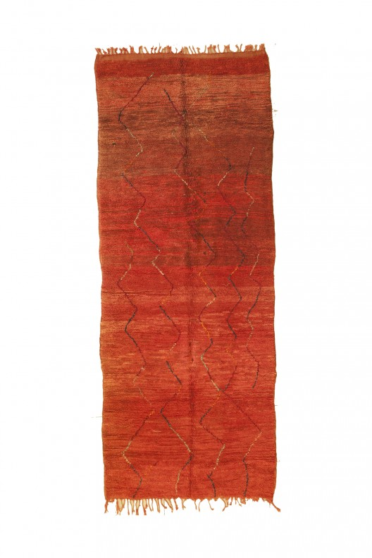 Tappeto Berbero Chichaoua - 363X168 cm - 142.9X66.1 in