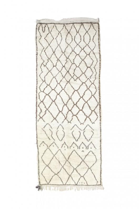 Tappeto Berbero Azilal - 310X130 cm - 122X51.2 in