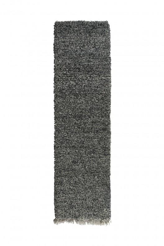 Tappeto Berbero Beni Ourain - 330X194 cm - 129.9X76.4 in