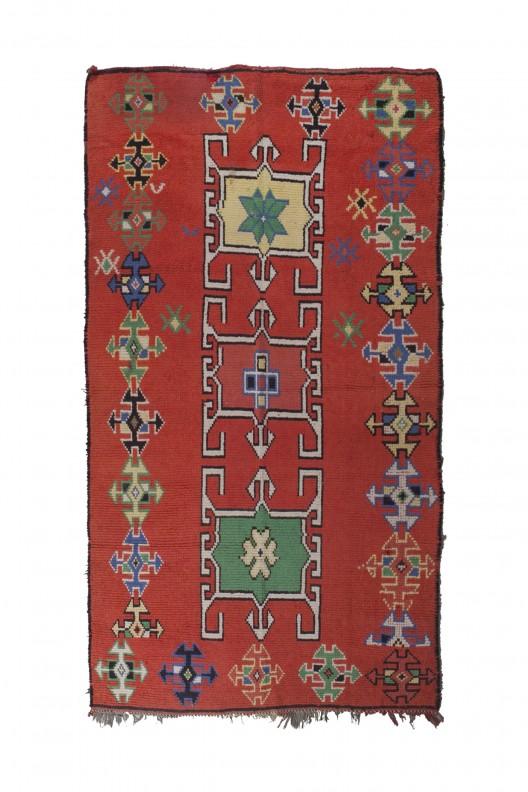 Tappeto Berbero Beni Ourain - 295X172 cm - 116,14X67,72 in