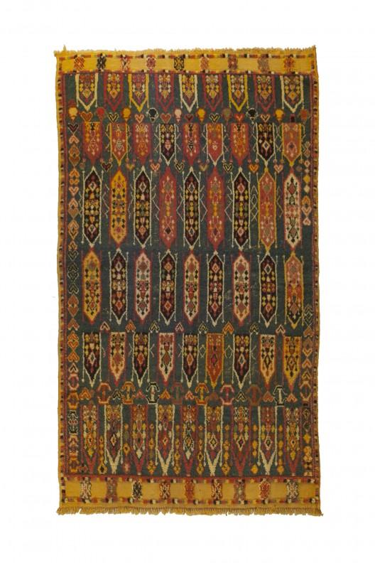 Tappeto Berbero Beni Ourain - 240x15 cm - 94,49x61,02 in
