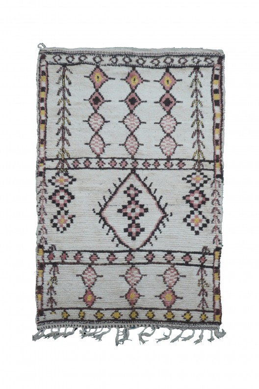 Tappeto Berbero Azilal - 260X127 cm - 102.362X49.9999 in