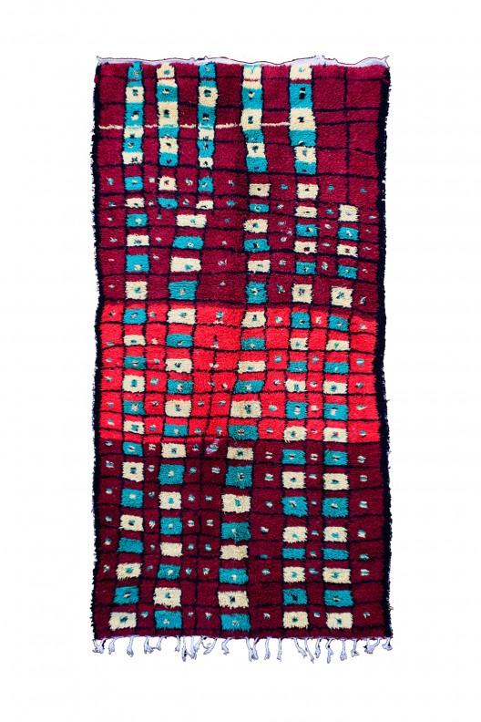 Tappeto Berbeo Azilal - 290X140 cm - 114.173X55.118 in