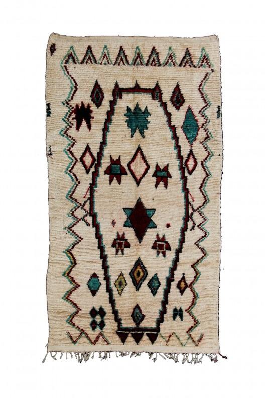 Tappeto Berbero Azilal- 290X160 cm - 114.173X62.992 in