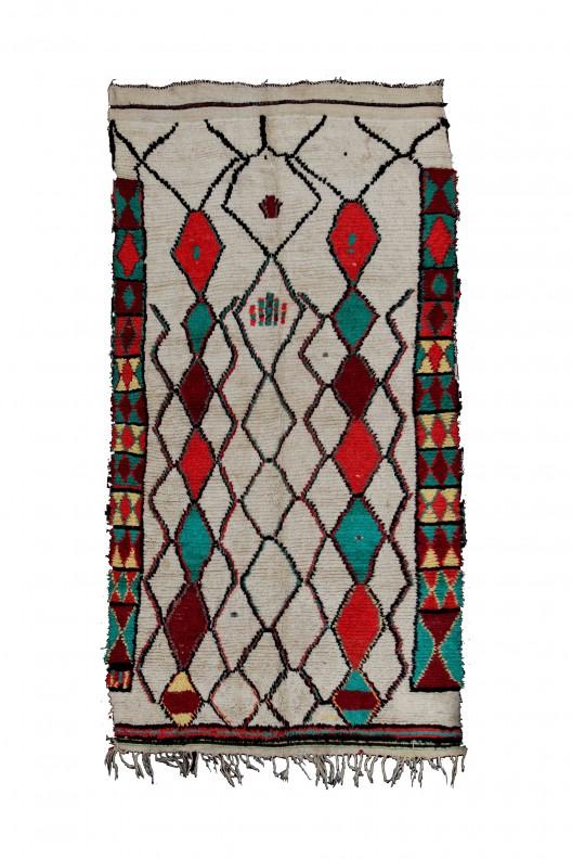 Tappeto Berbero Azilal - 280X156 cm - 110.236X61.4172 in