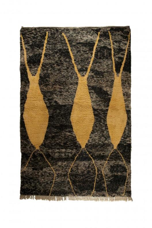Tappeto Berbero Azilal - 360X250 cm - 141.732X98.425 in